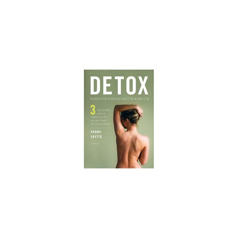 DETOX puhdista kehosi haitta-aineista